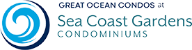 Great Ocean Condos at Sea Coast Gardens Logo